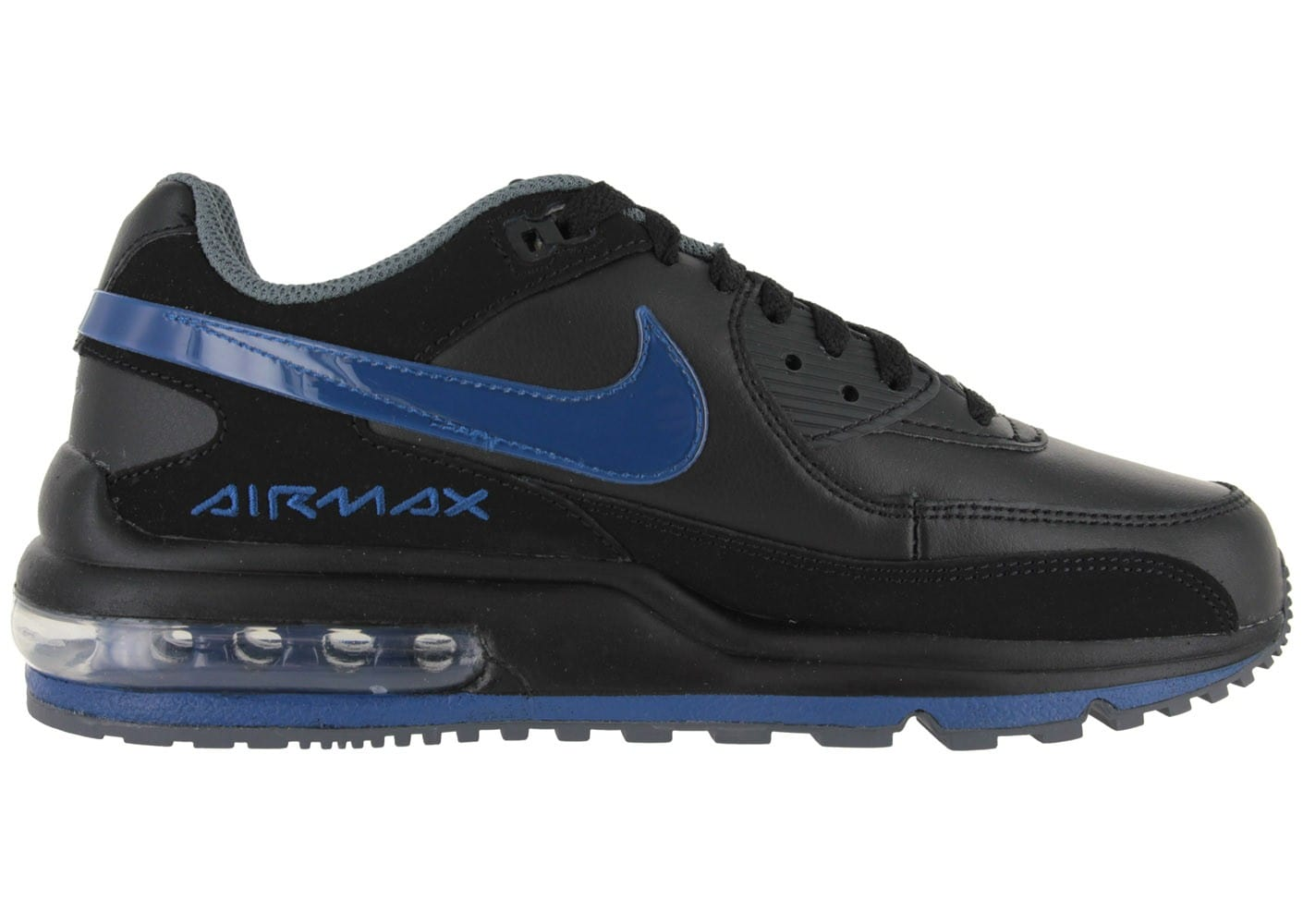 differently d7208 91137 ... italy nike air max ltd ii schuhe schwarz weiss blau. md 8d5fd 28944