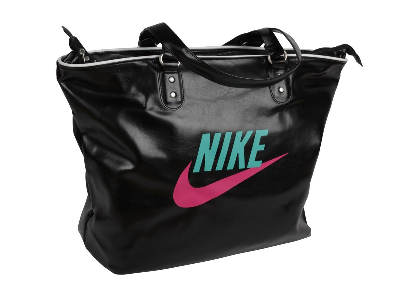 nike sac main heritage tote noir accessoires chausport. Black Bedroom Furniture Sets. Home Design Ideas