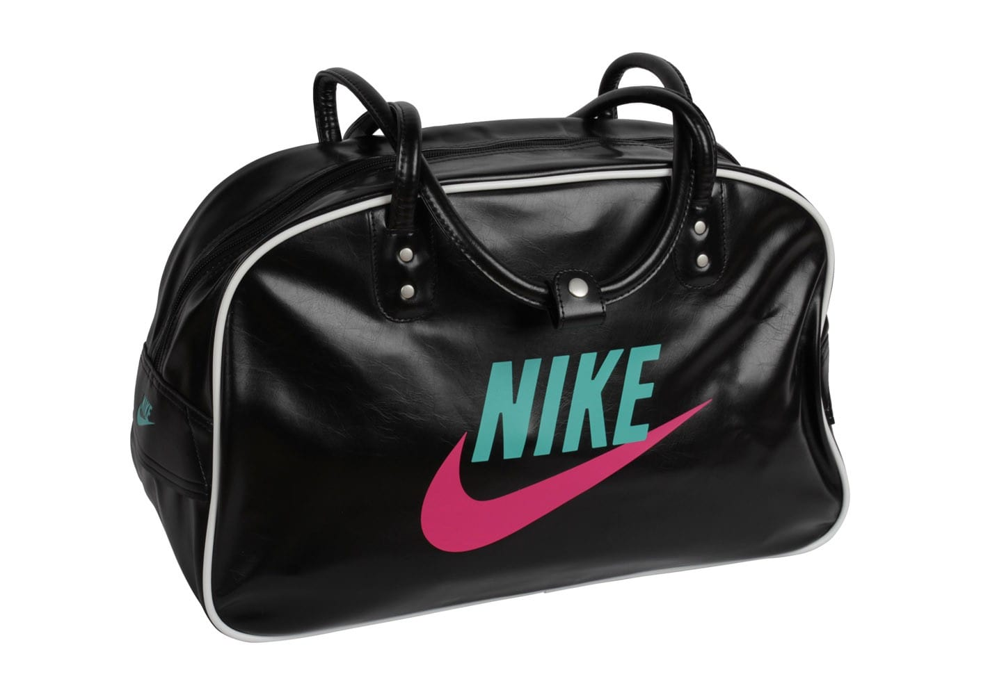 nike sac heritage shoulder noir accessoires chausport. Black Bedroom Furniture Sets. Home Design Ideas