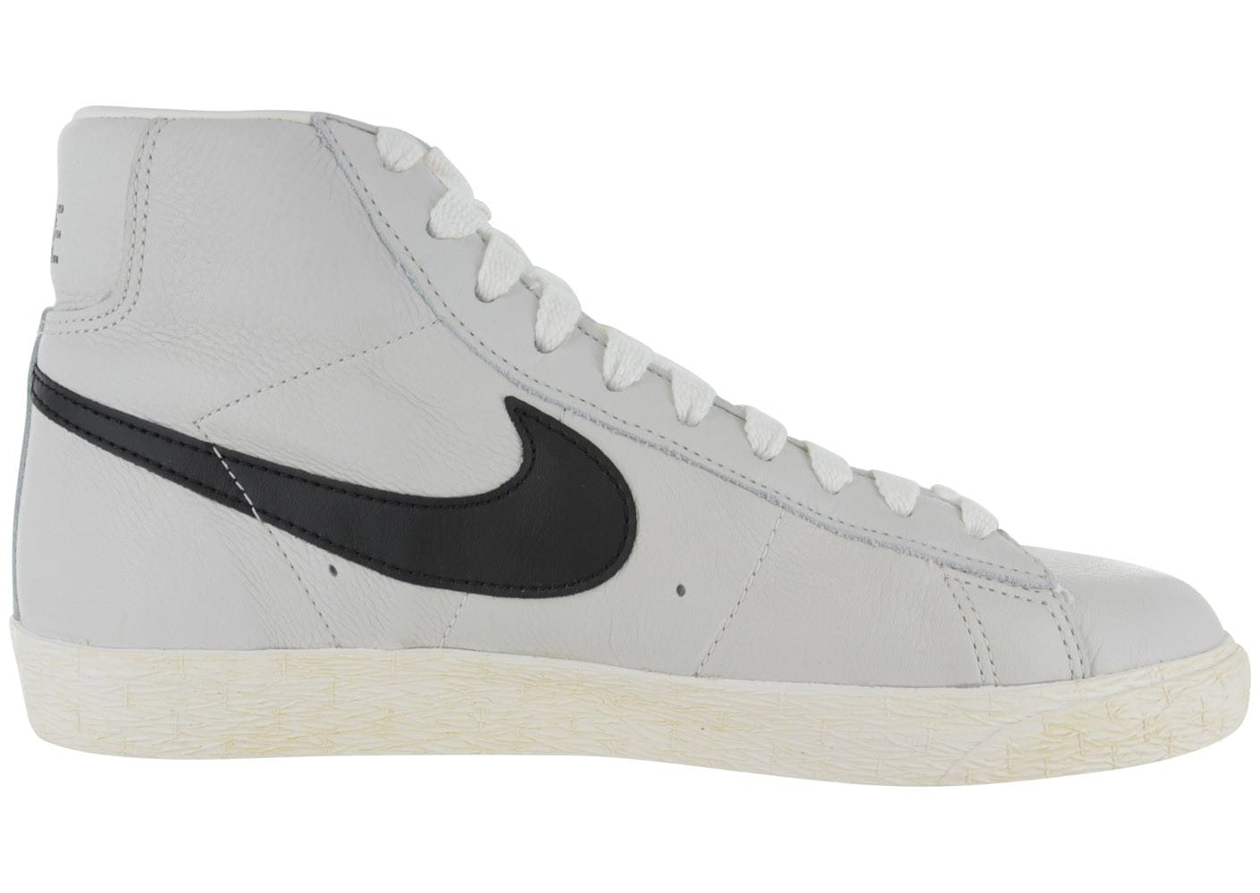 nike blazer cuir grise chaussures homme chausport. Black Bedroom Furniture Sets. Home Design Ideas