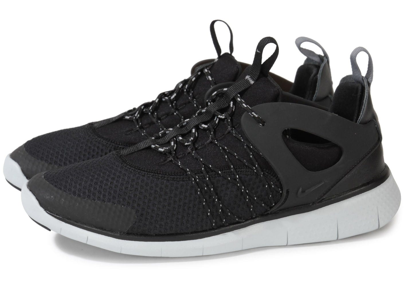 nike free viritous noire chaussures chaussures chausport. Black Bedroom Furniture Sets. Home Design Ideas