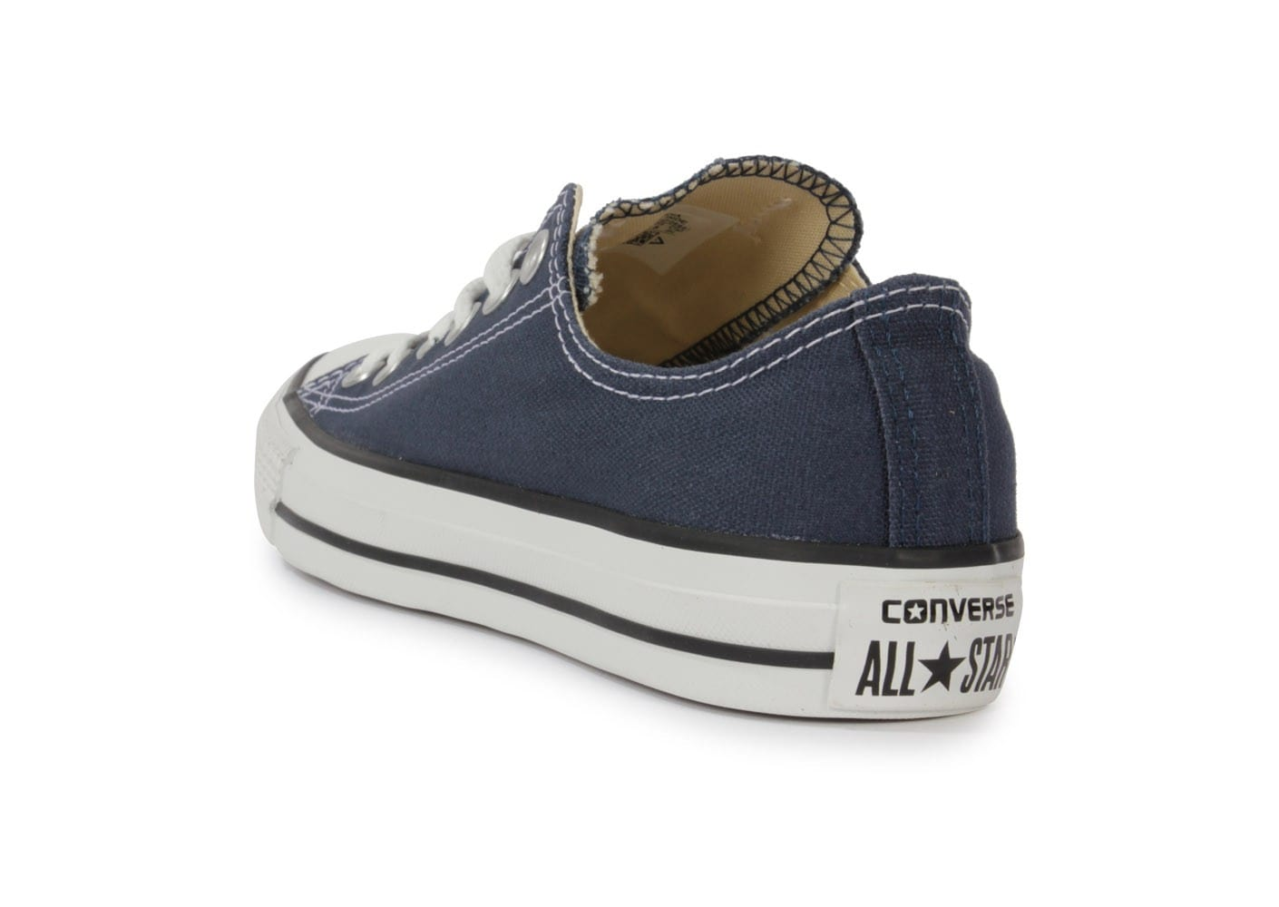 converse all star basse bleu marine lac. Black Bedroom Furniture Sets. Home Design Ideas