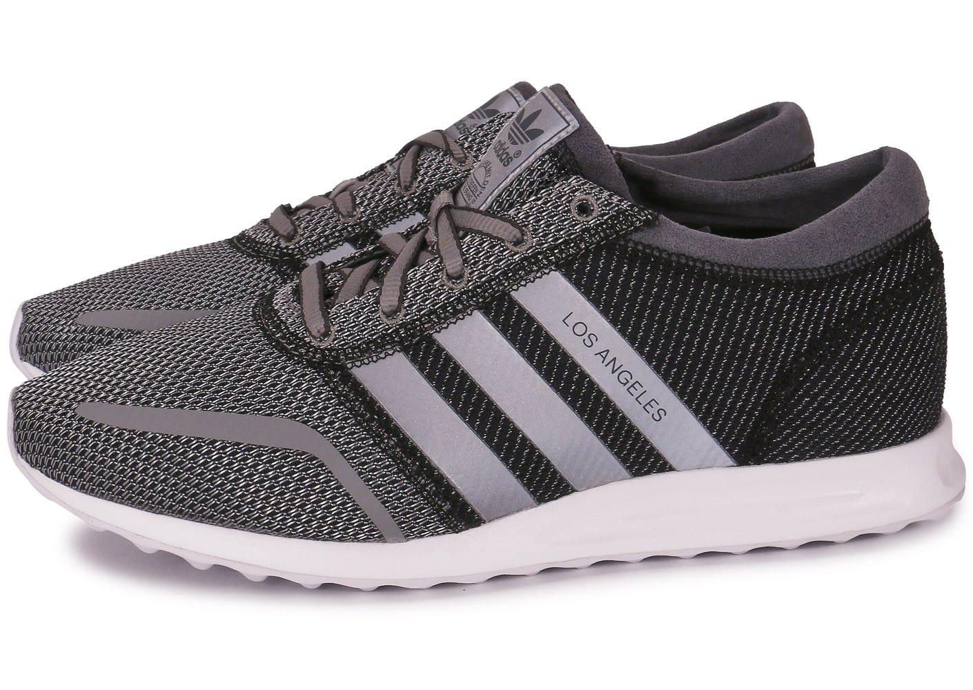 adidas los angeles grise
