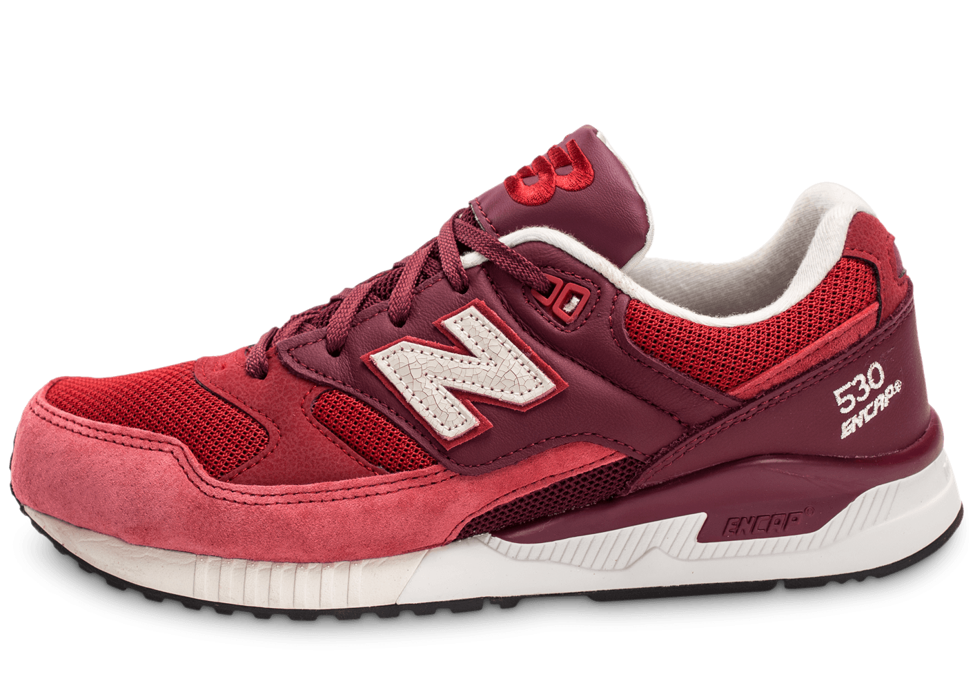 New Balance 580 Rouge Bordeaux