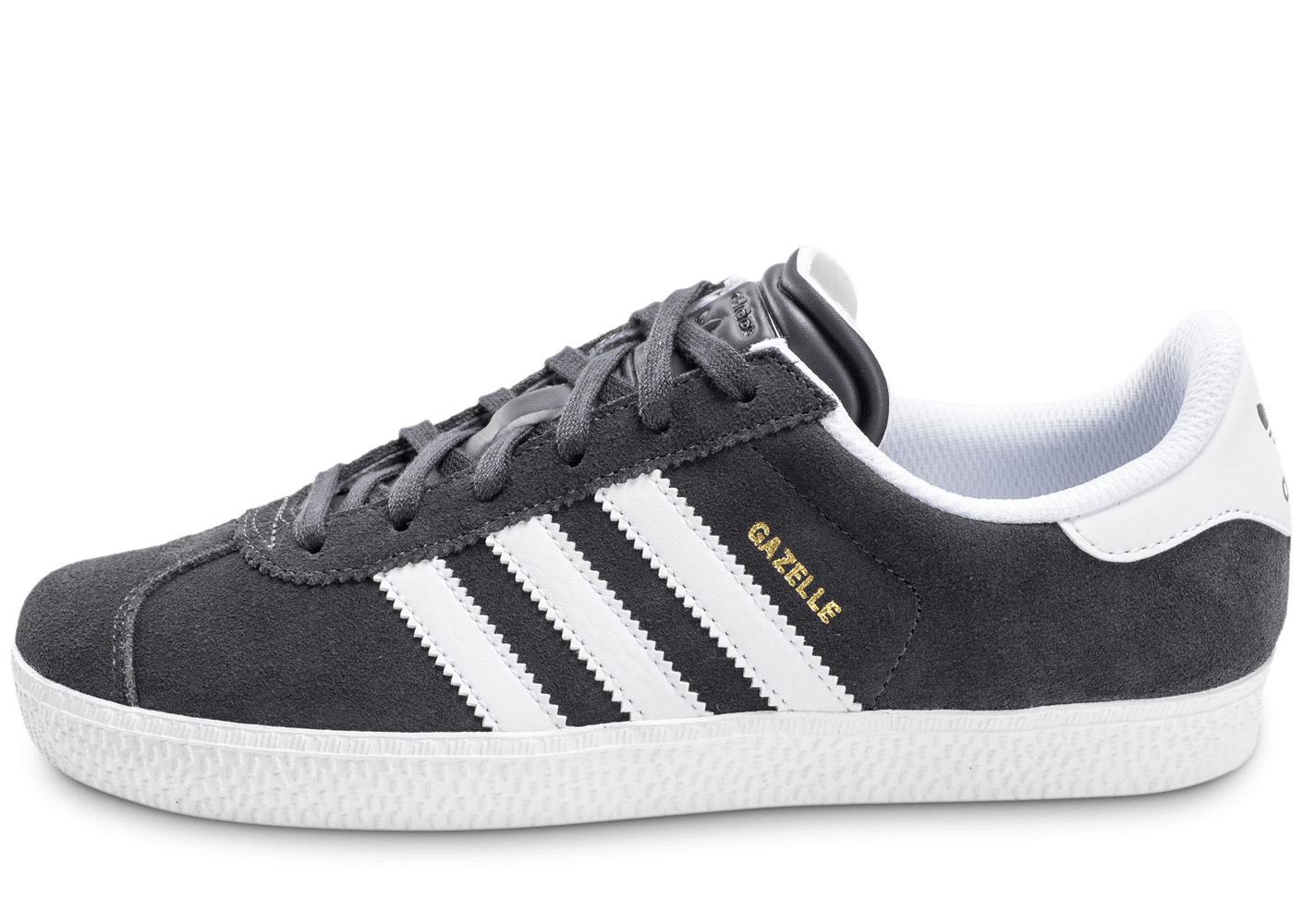 adidas gazelle 2 junior anthracite chaussures adidas. Black Bedroom Furniture Sets. Home Design Ideas