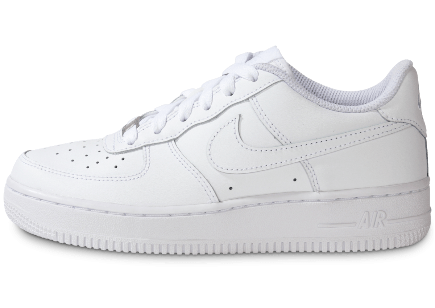 nike air force 1 junior blanche chaussures chaussures. Black Bedroom Furniture Sets. Home Design Ideas