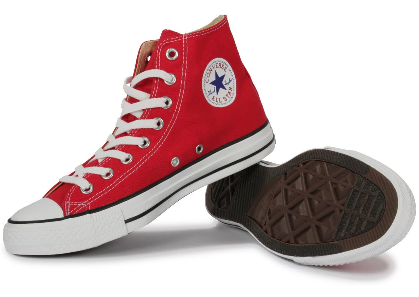 converse rouge chuck taylor