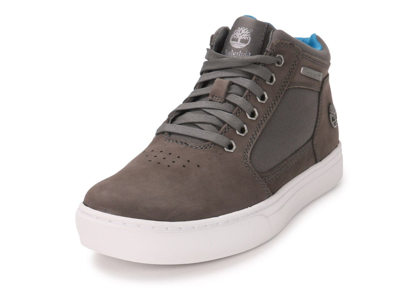 Timberland cupsole 2 0 grise chaussures baskets homme chausport - Timberland grise homme ...