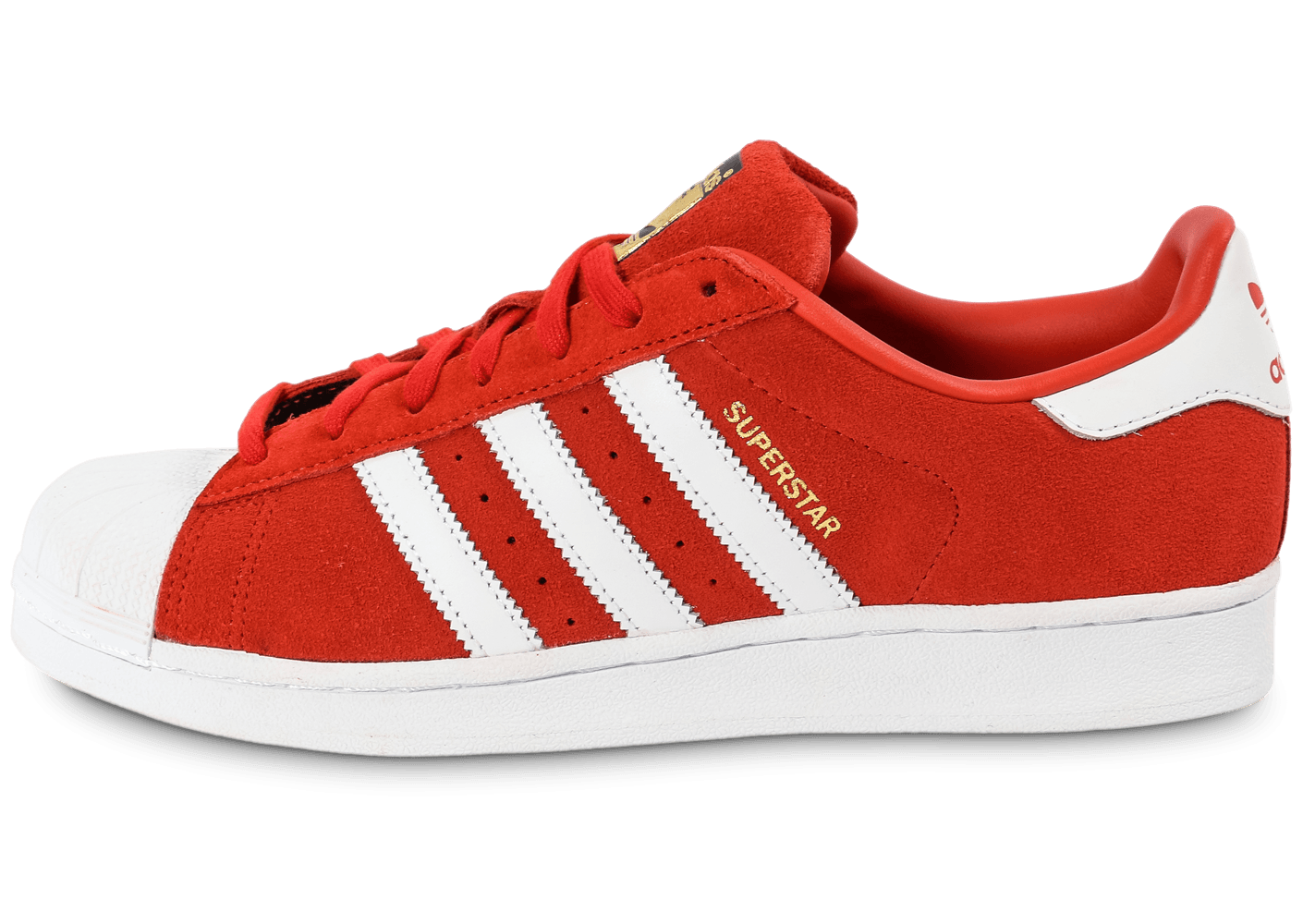 Adidas Superstar Rouge Bordeau