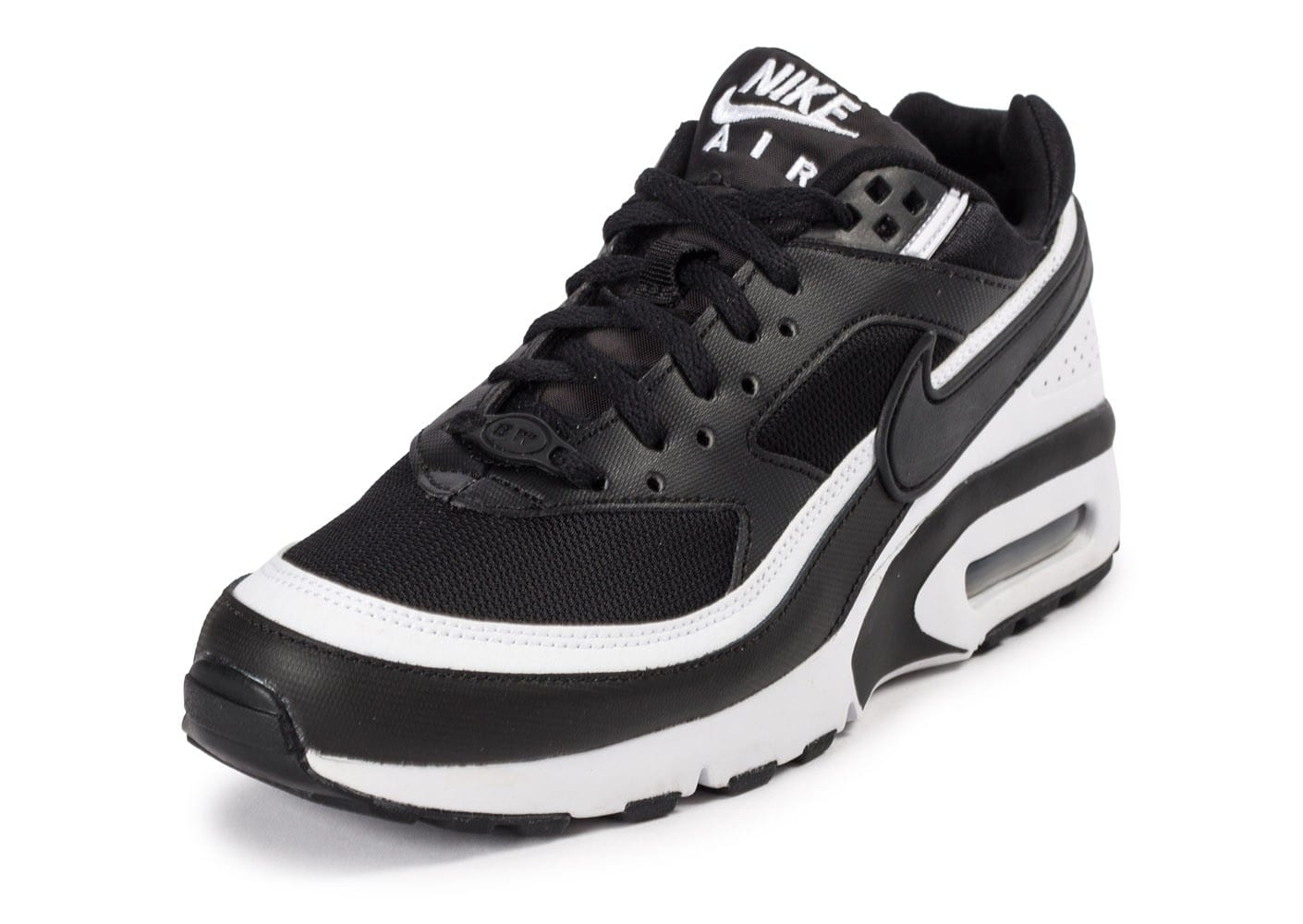 nike air max bw junior noire et blanche chaussures 50 sur le 2e article chausport. Black Bedroom Furniture Sets. Home Design Ideas