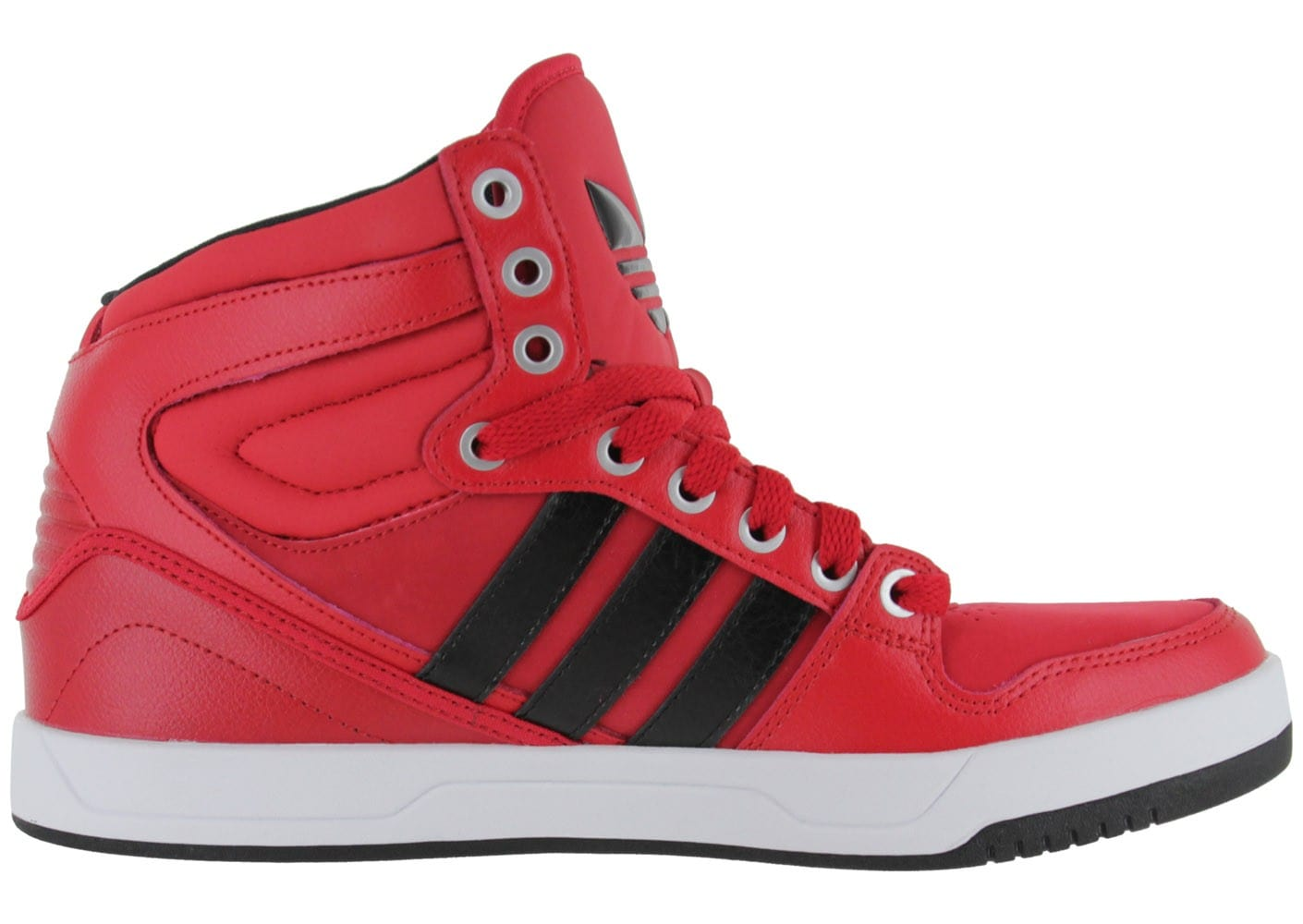 adidas court attitude rouge chaussures homme chausport. Black Bedroom Furniture Sets. Home Design Ideas