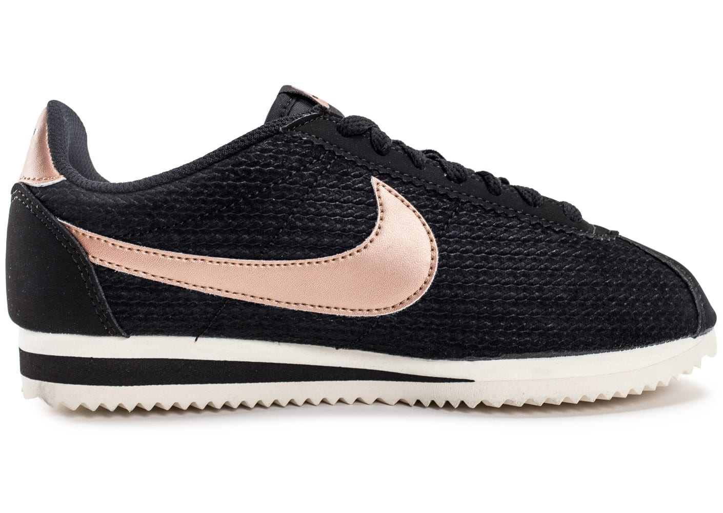 nike cortez leather se bronze chaussures toutes les baskets sold es chausport. Black Bedroom Furniture Sets. Home Design Ideas