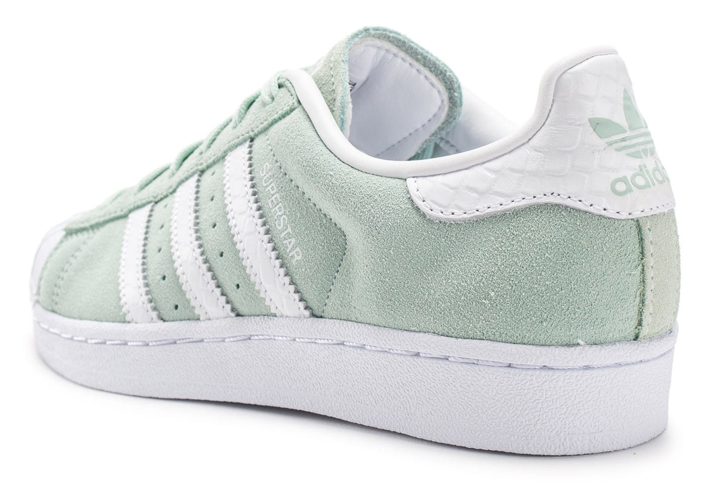 adidas superstar vert pale. Black Bedroom Furniture Sets. Home Design Ideas