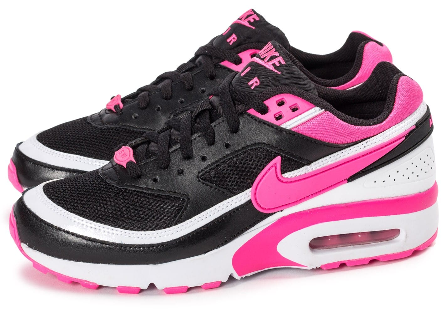 sports shoes fdb4d 163c5 air max bw noir et rose,Prix Pas Cher Nike Air Max Classic BW Femme France  Boutique