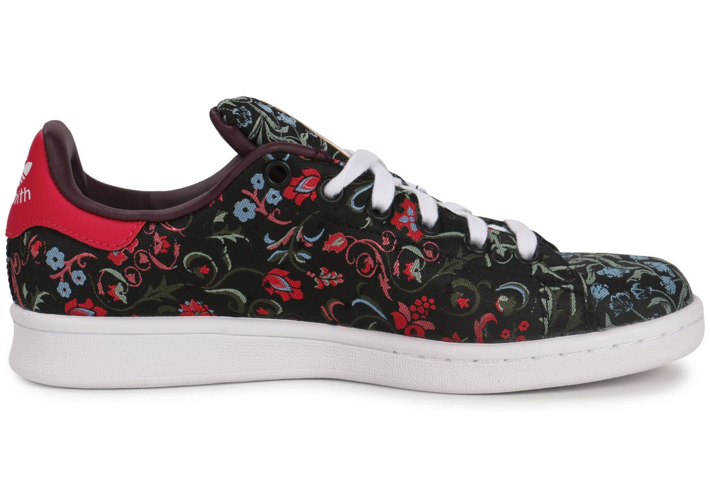 Stan Smith Adidas Flower