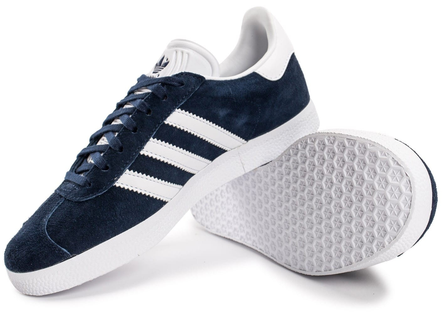 adidas gazelle w bleu marine chaussures adidas chausport. Black Bedroom Furniture Sets. Home Design Ideas
