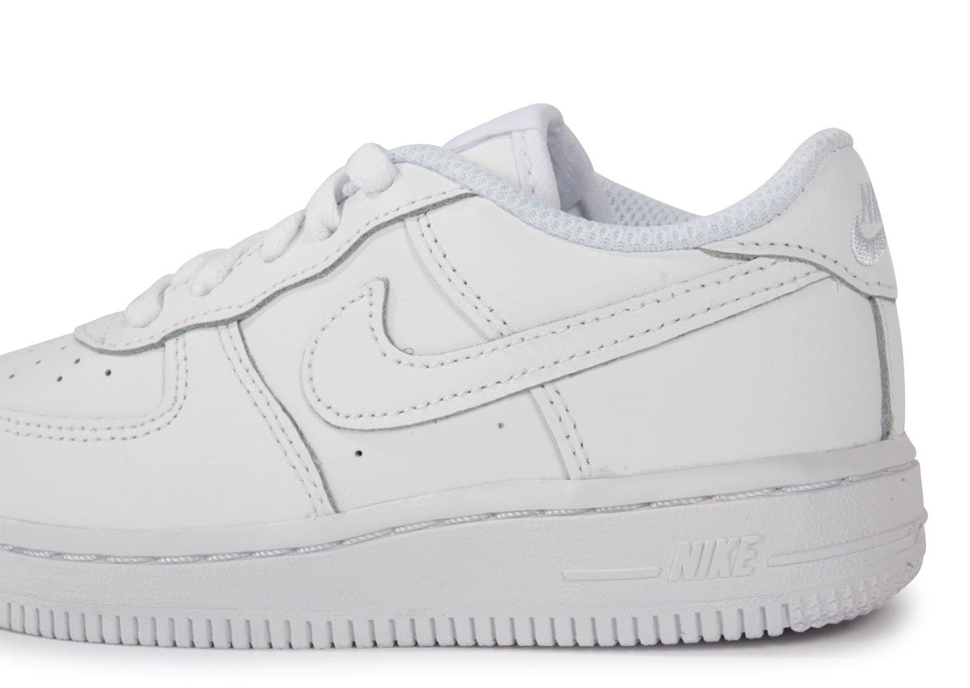 nike air force 1 b b blanche chaussures chaussures chausport. Black Bedroom Furniture Sets. Home Design Ideas