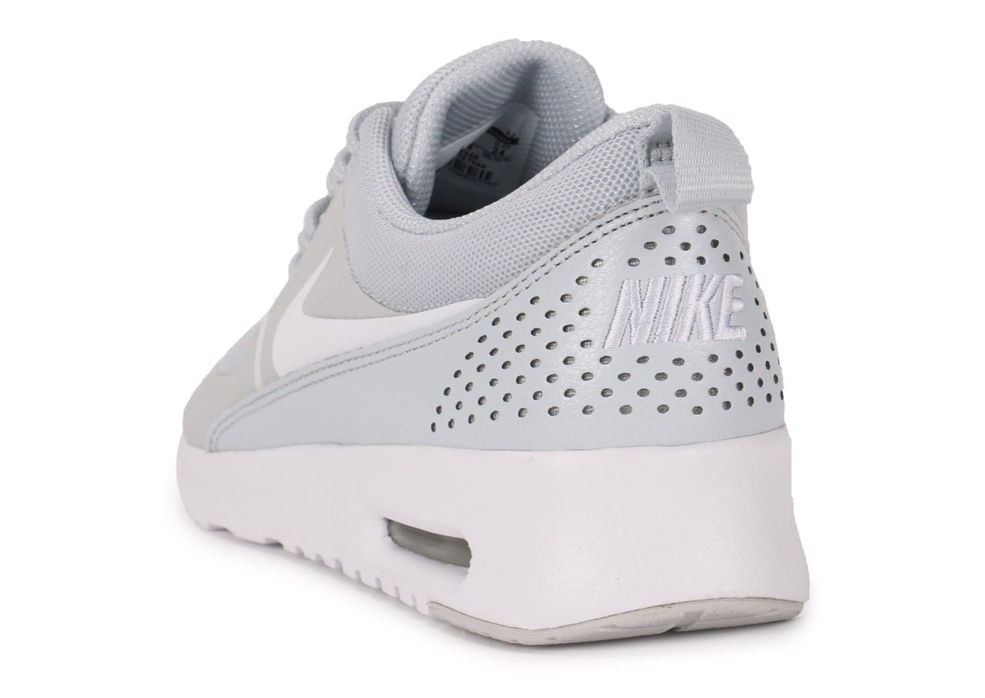 on sale f1b5c d9adc chaussures nike air max thea grise vue arriere