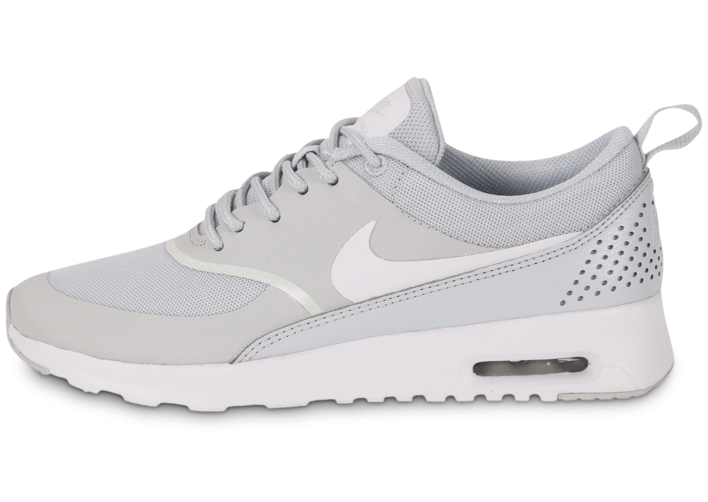 nike air max thea grise chaussures chaussures chausport. Black Bedroom Furniture Sets. Home Design Ideas