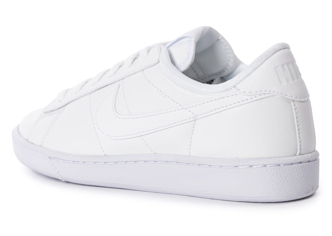 nike tennis classic blanche chaussures toutes les baskets sold es chausport. Black Bedroom Furniture Sets. Home Design Ideas