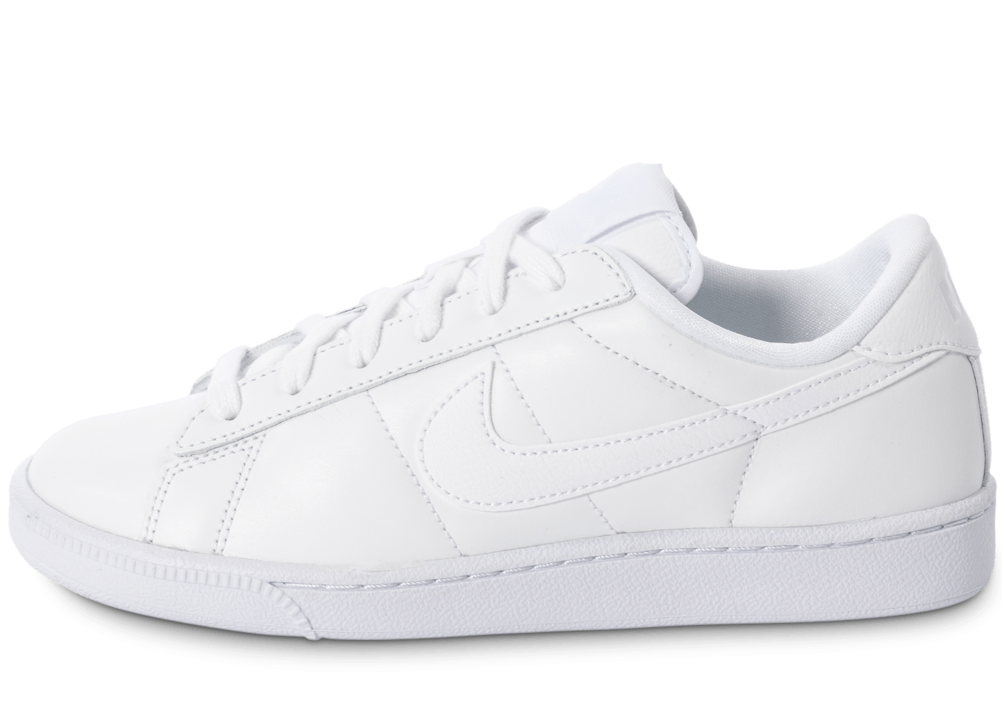 nike tennis classic blanche chaussures chaussures chausport. Black Bedroom Furniture Sets. Home Design Ideas