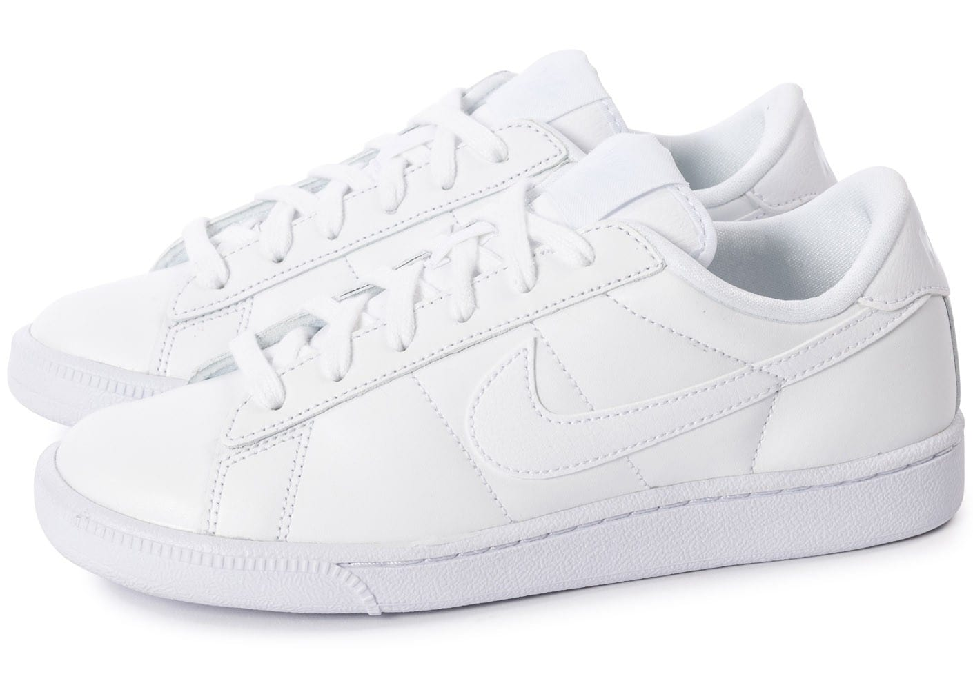 nike tennis classic blanche chaussures chaussures. Black Bedroom Furniture Sets. Home Design Ideas