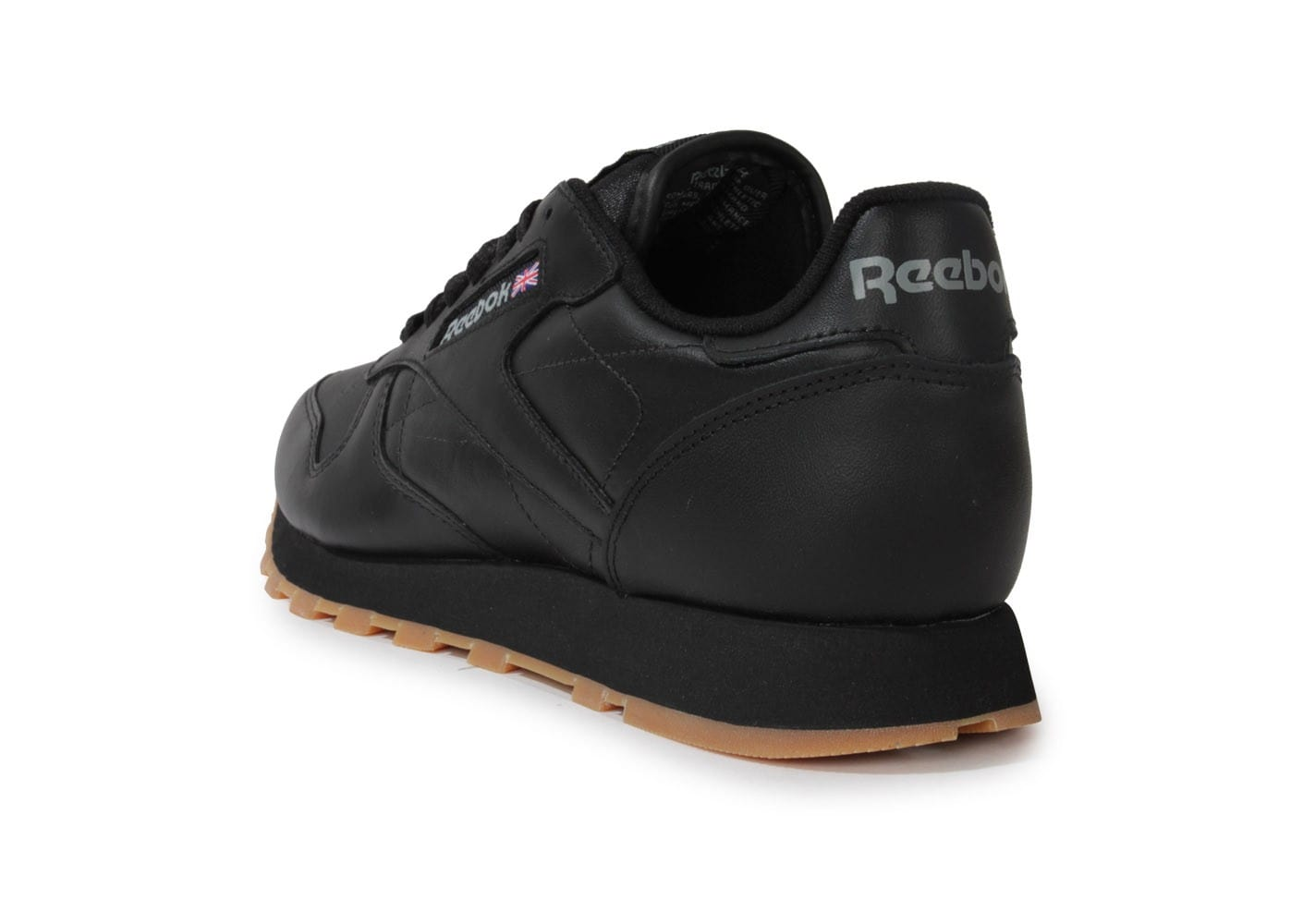 reebok classic leather noir homme