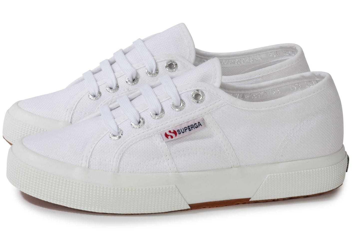 superga 2750 coti classic blanche chaussures chaussures chausport. Black Bedroom Furniture Sets. Home Design Ideas