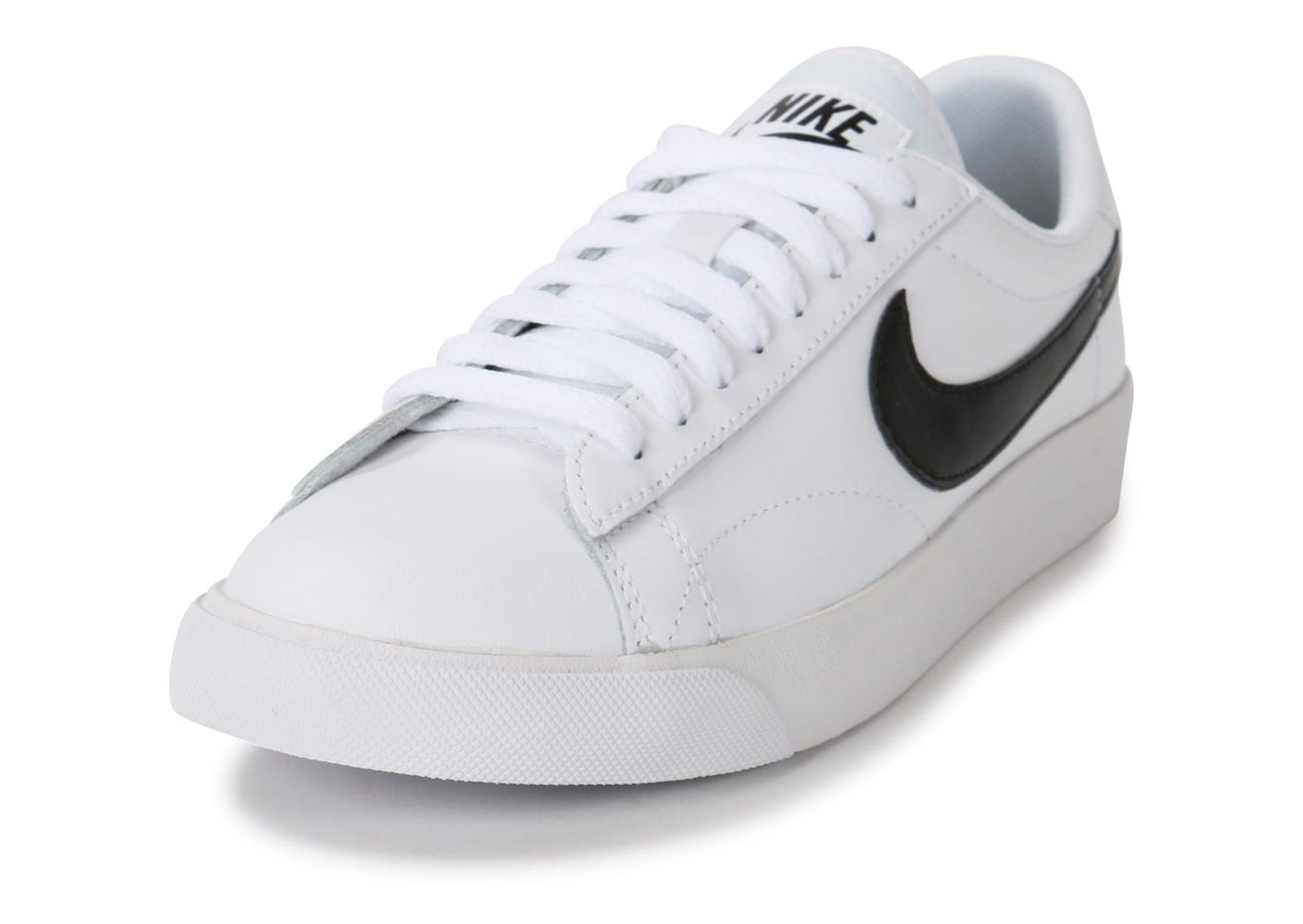 nike tennis classic blanche et rouge
