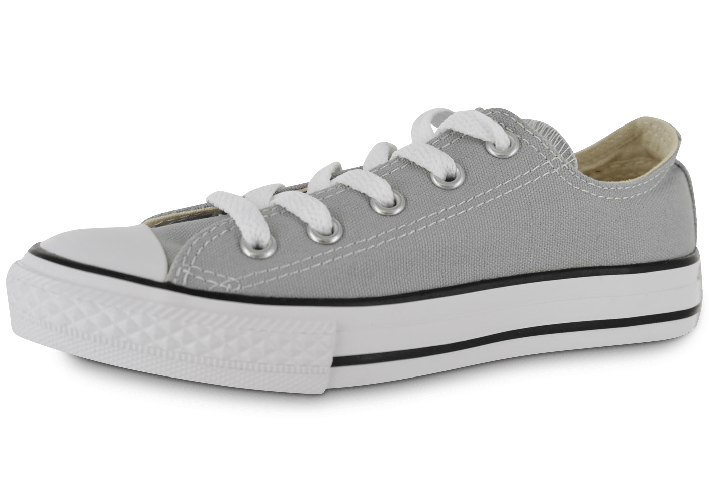 converse chuck taylor all star enfant grise chaussures chaussures chausport. Black Bedroom Furniture Sets. Home Design Ideas