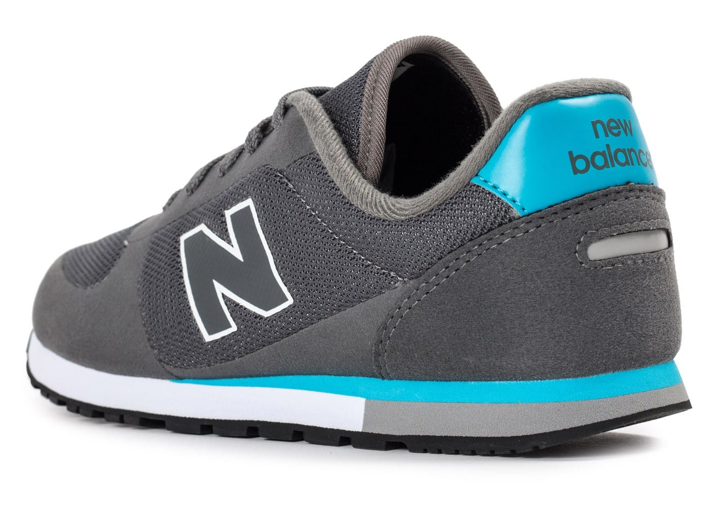 new balance kl430 ggy junior grise chaussures chaussures chausport. Black Bedroom Furniture Sets. Home Design Ideas