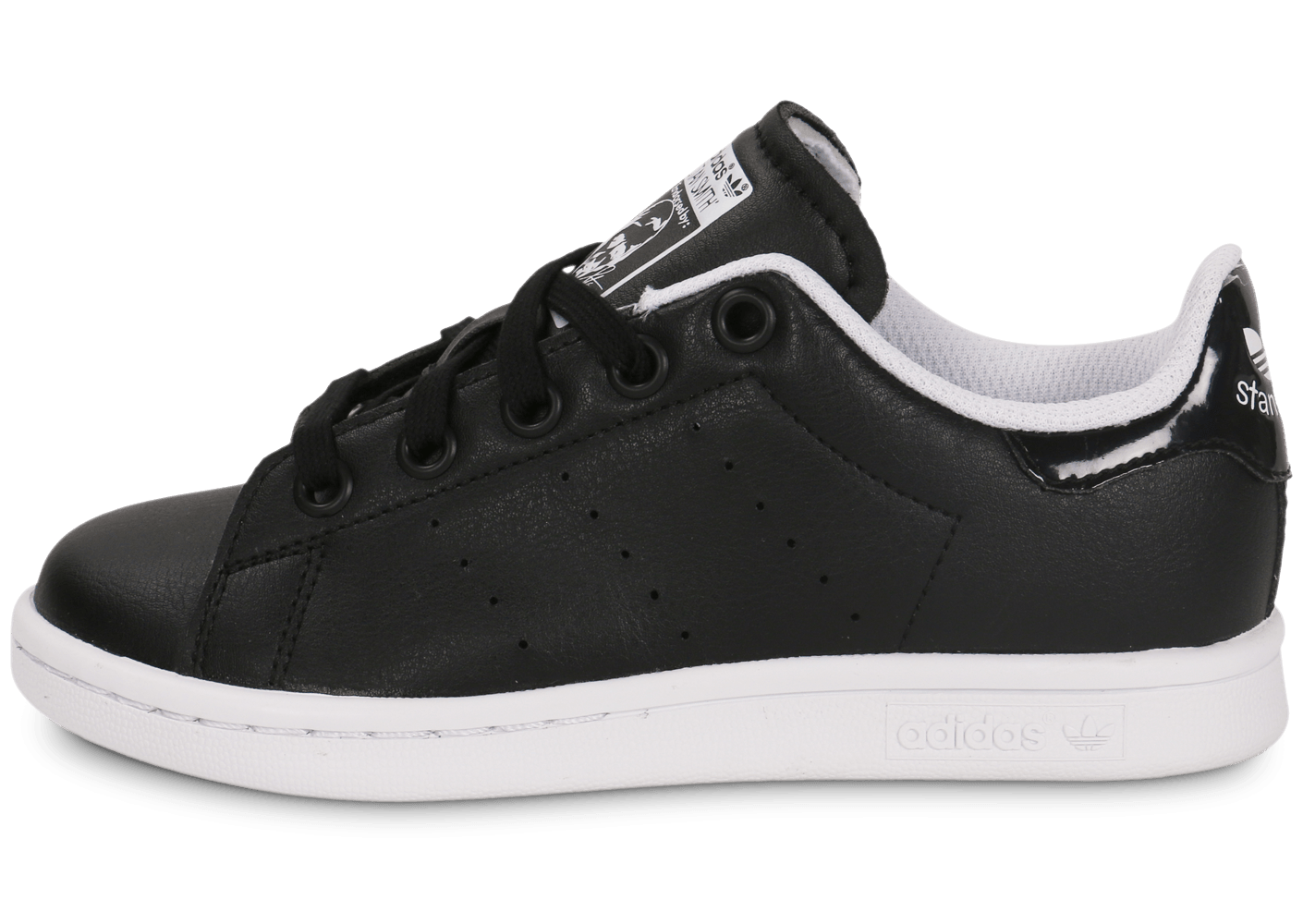 Stan Smith Noire Vernis