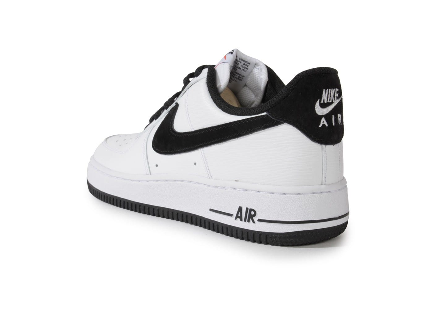 nike air force one noir et blanc. Black Bedroom Furniture Sets. Home Design Ideas