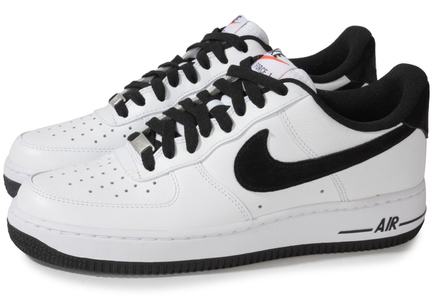 nike air force 1 blanche et noire chaussures homme. Black Bedroom Furniture Sets. Home Design Ideas