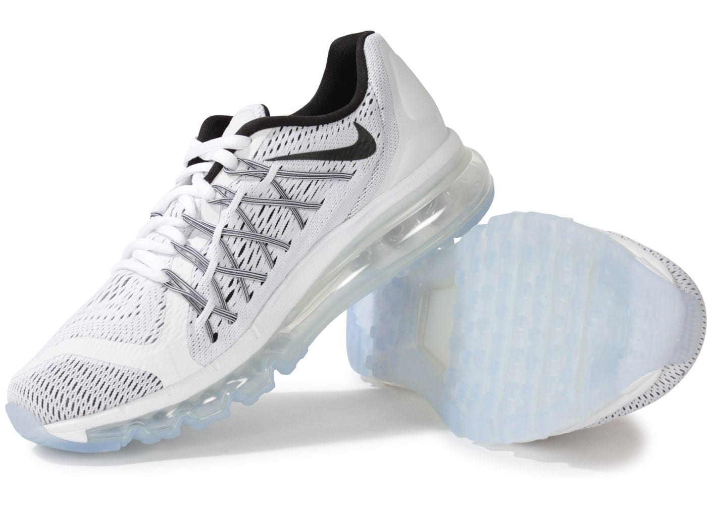 air max 2015 gs blanche