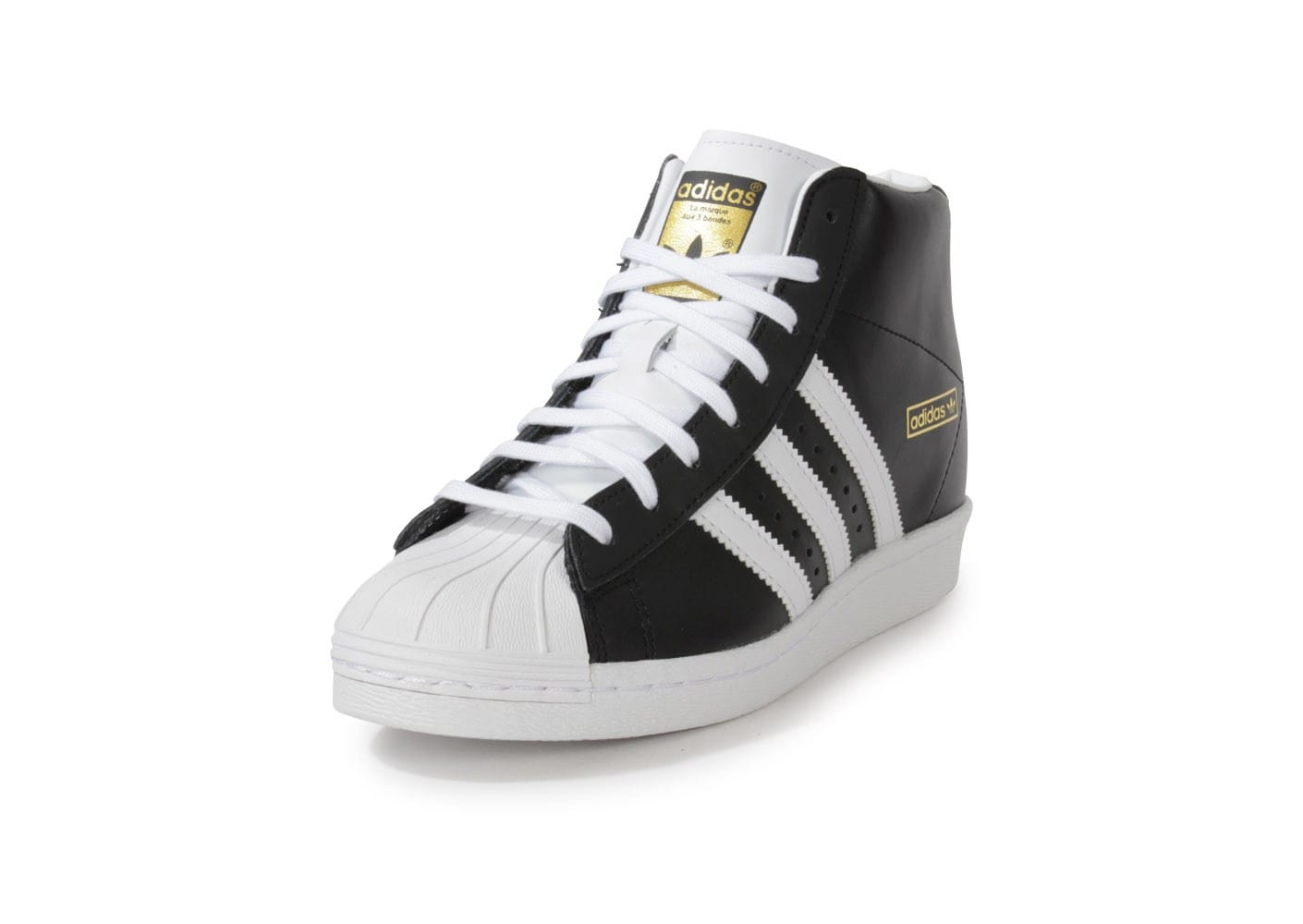 adidas superstar up compensee noire chaussures adidas chausport. Black Bedroom Furniture Sets. Home Design Ideas