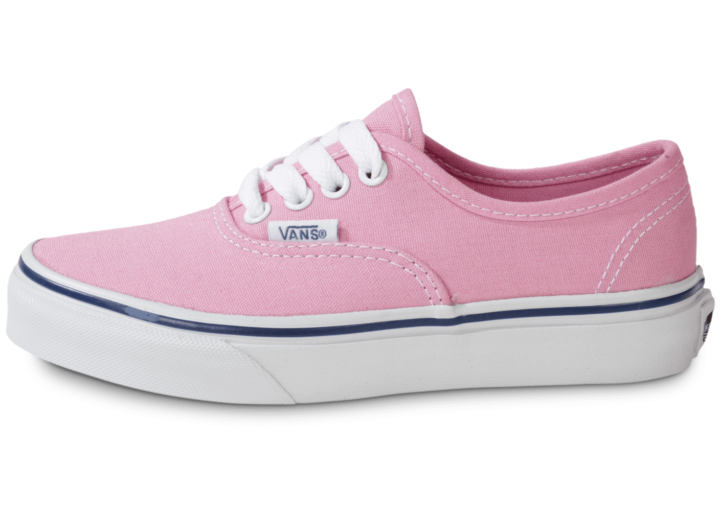 vans authentic rose enfant chaussures chaussures chausport. Black Bedroom Furniture Sets. Home Design Ideas