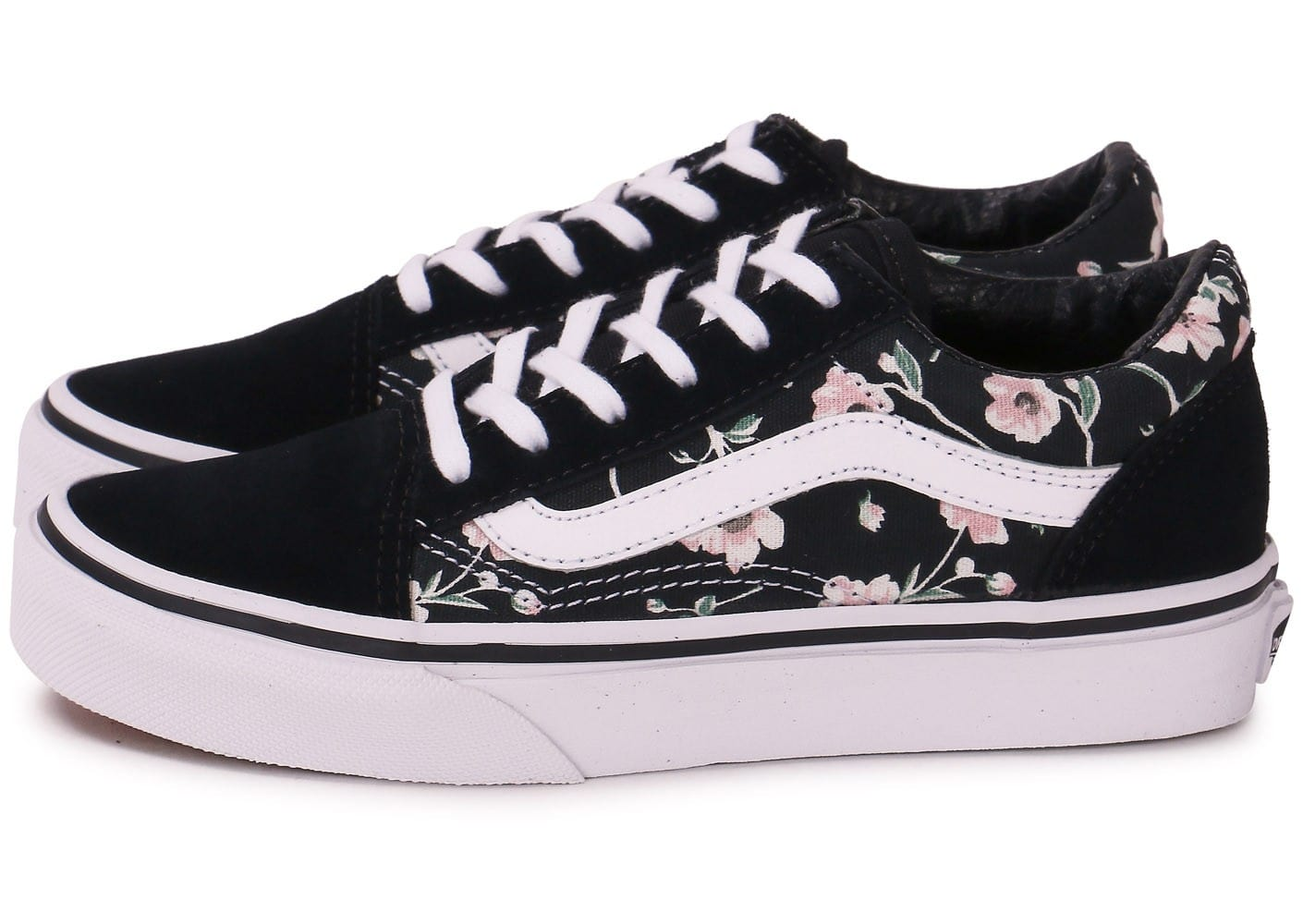 vans old skool enfant vintage floral chaussures. Black Bedroom Furniture Sets. Home Design Ideas