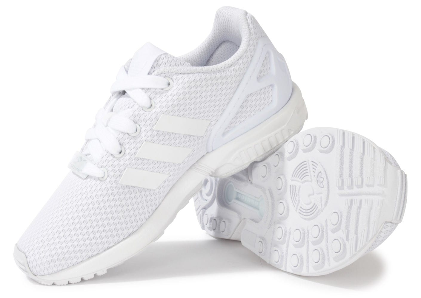 adidas zx flux pas cher blanche