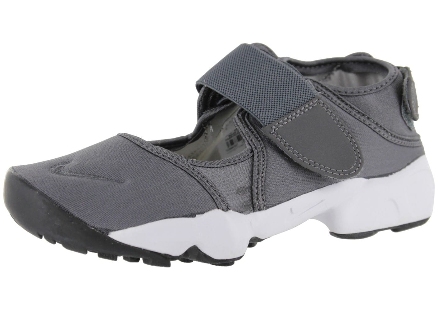 nike air rift junior grise chaussures chaussures chausport. Black Bedroom Furniture Sets. Home Design Ideas