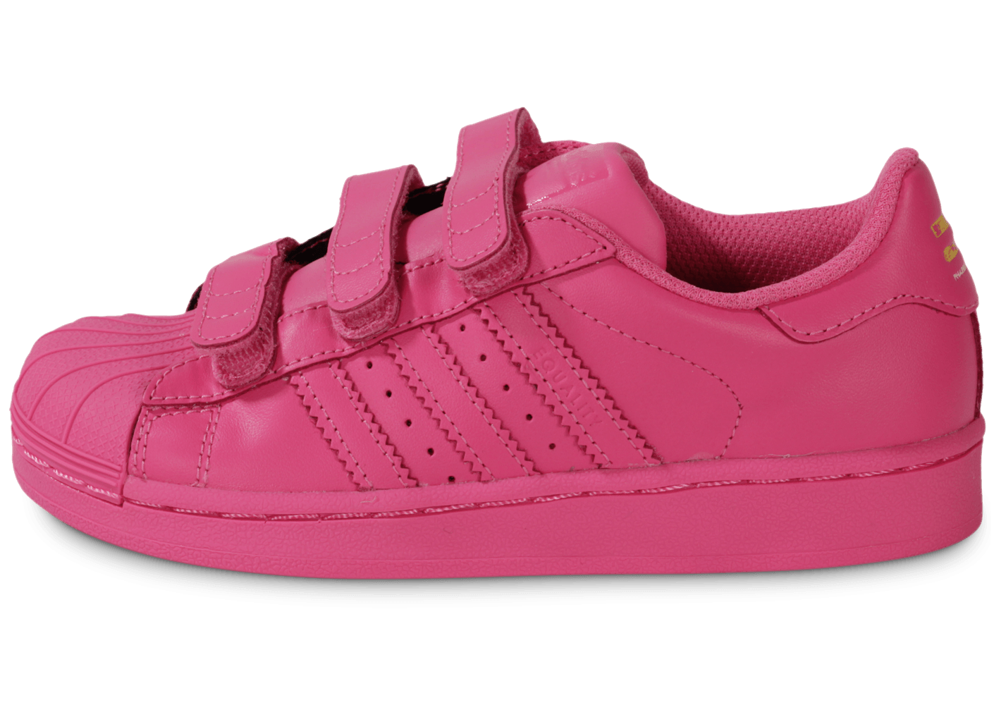 adidas superstar supercolor rose enfant chaussures adidas chausport. Black Bedroom Furniture Sets. Home Design Ideas