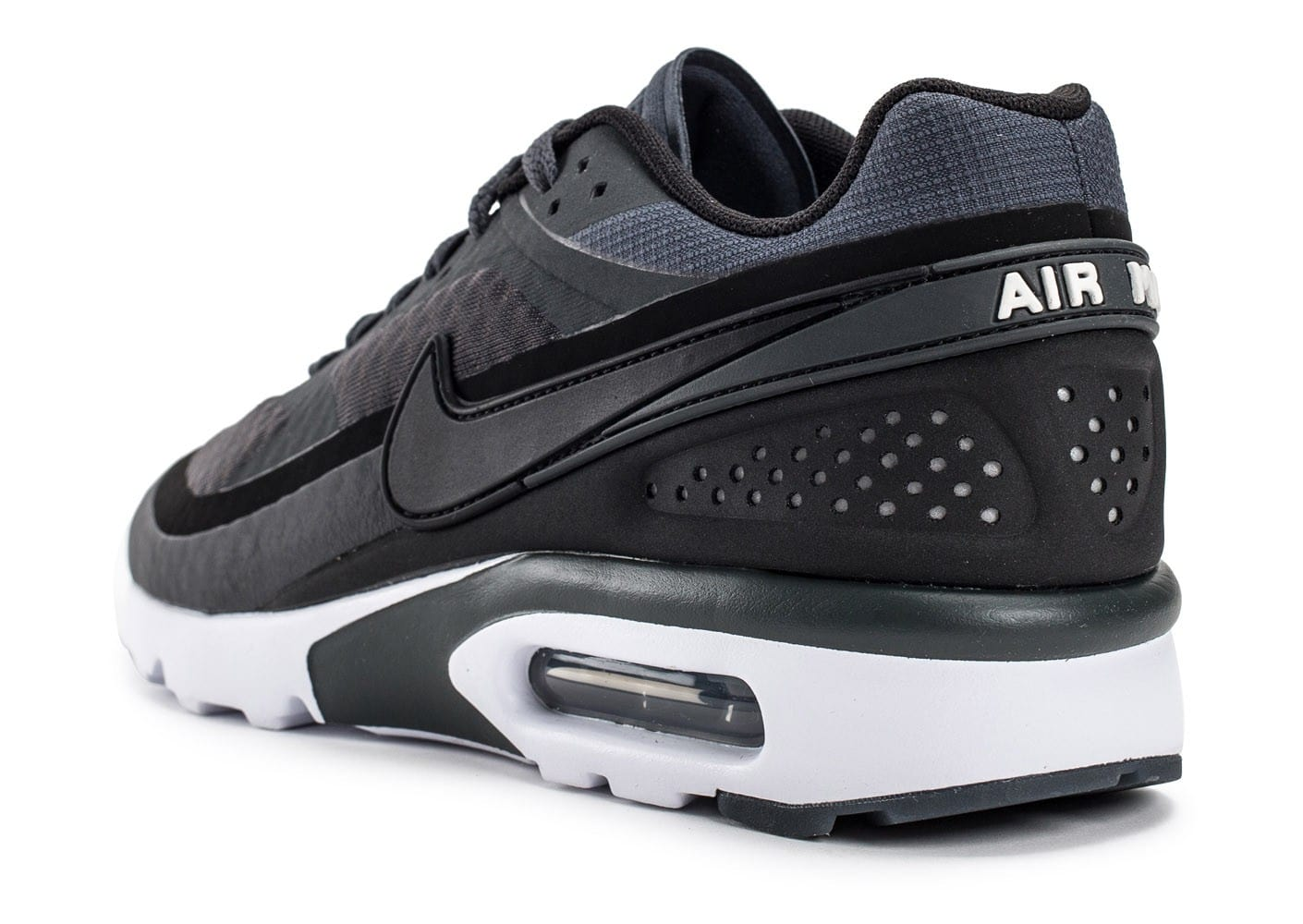 brand new cdd5b 0844d ... chaussures nike air max bw ultra anthracite vue arriere