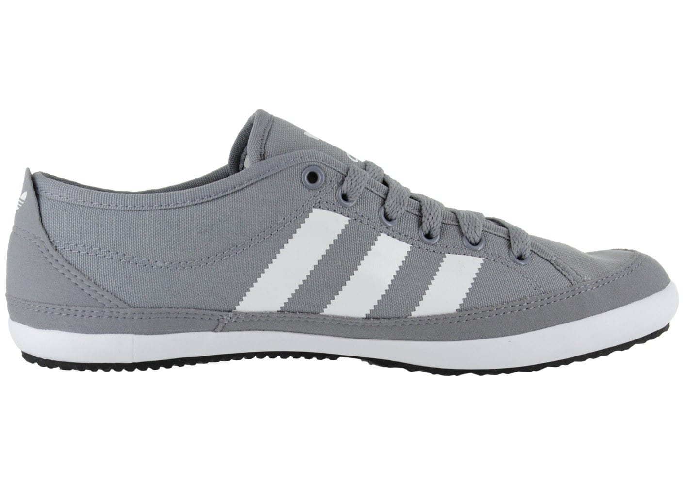 adidas nizza grise chaussures homme chausport. Black Bedroom Furniture Sets. Home Design Ideas