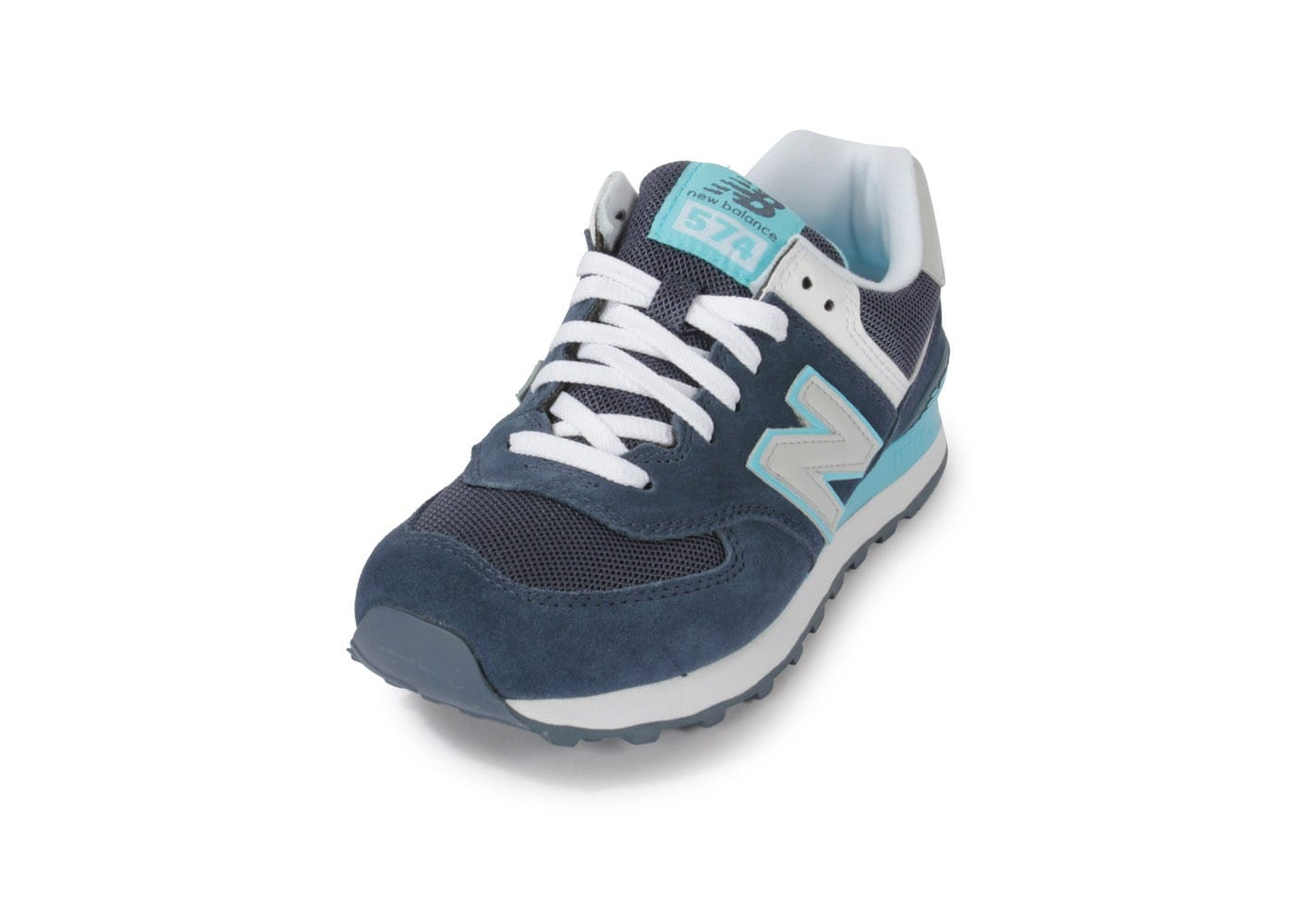 new balance wl574 vip bleue chaussures chaussures. Black Bedroom Furniture Sets. Home Design Ideas