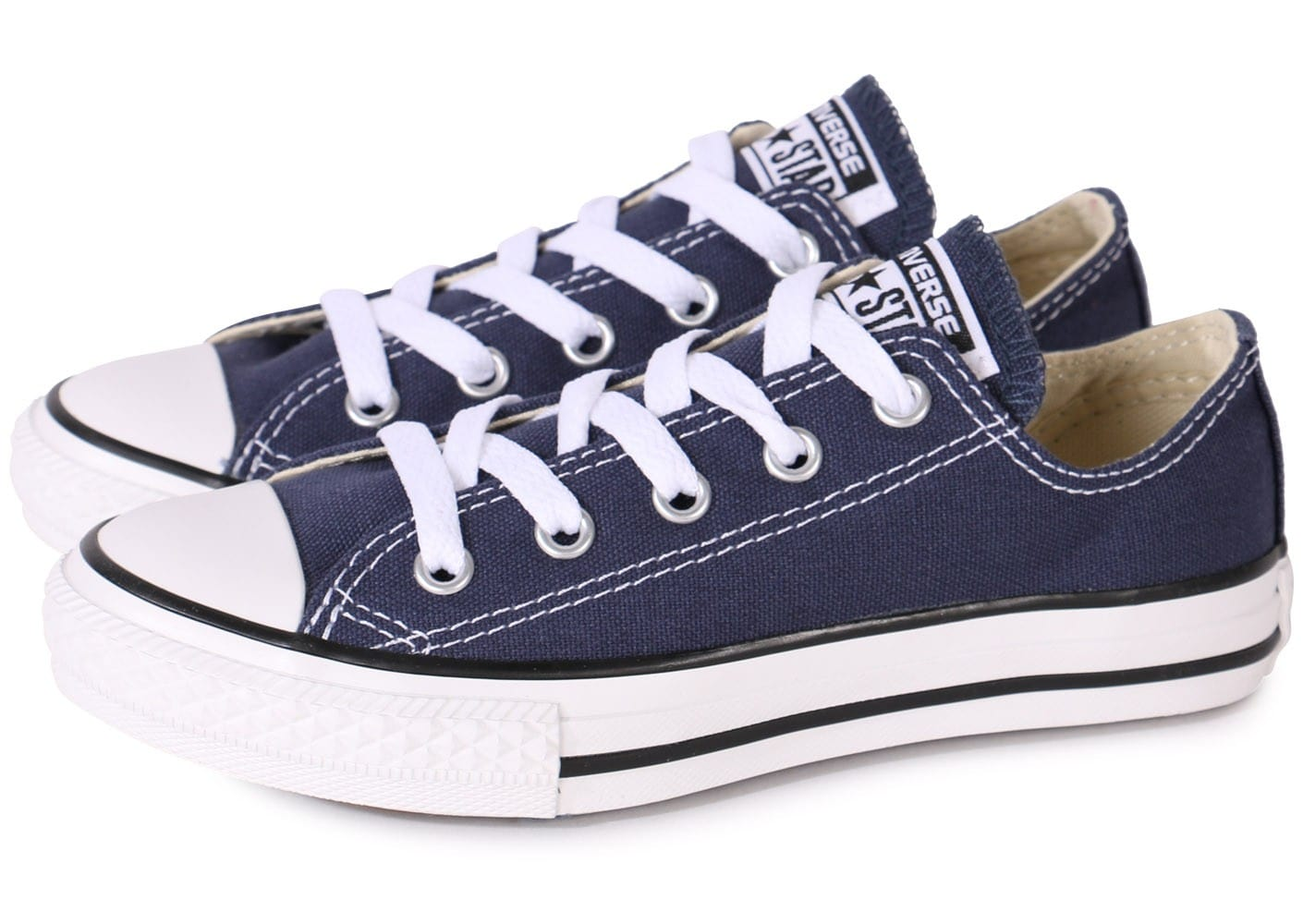 converse chuck taylor all star bleu marine enfant chaussures black friday chausport. Black Bedroom Furniture Sets. Home Design Ideas