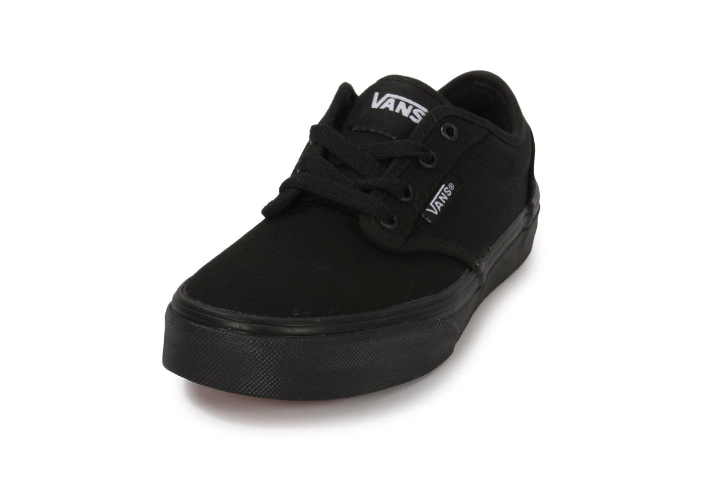 vans atwood enfant noire chaussures chaussures chausport. Black Bedroom Furniture Sets. Home Design Ideas