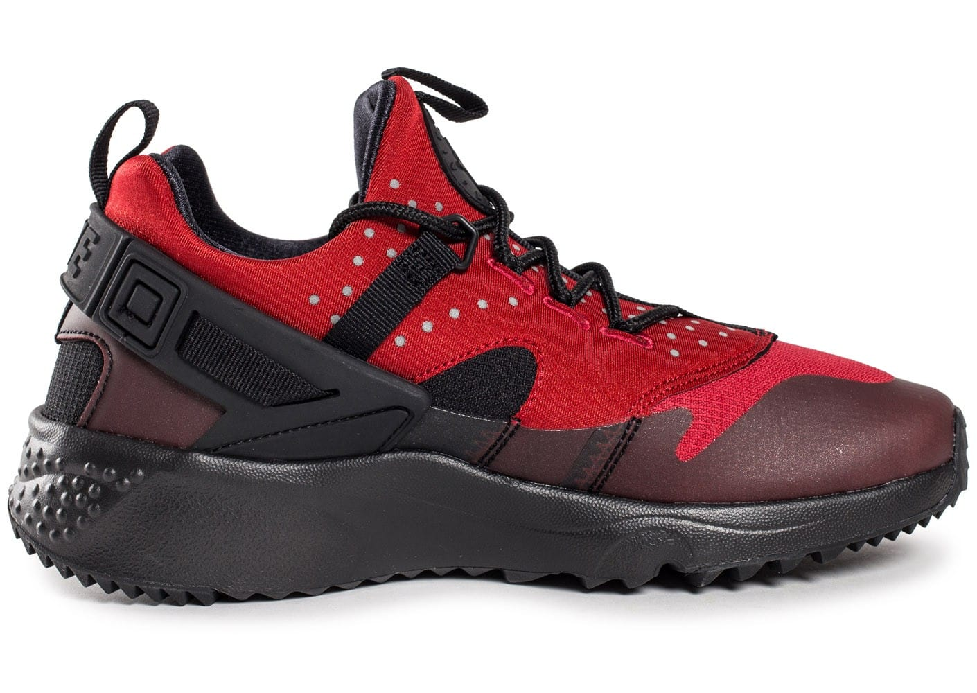 chaussures huarache rouge. Black Bedroom Furniture Sets. Home Design Ideas