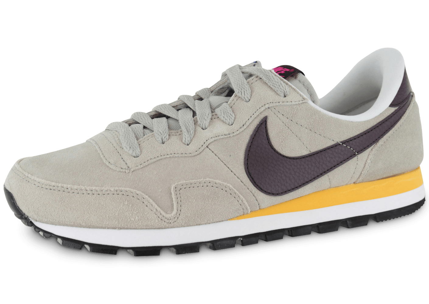 nike air pegasus 83 beige chaussures homme chausport. Black Bedroom Furniture Sets. Home Design Ideas