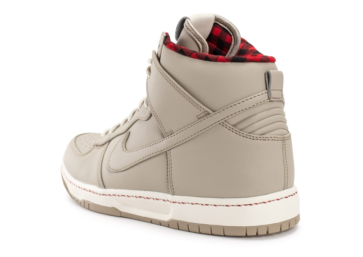 nike dunk high ultra rain beige chaussures homme chausport. Black Bedroom Furniture Sets. Home Design Ideas