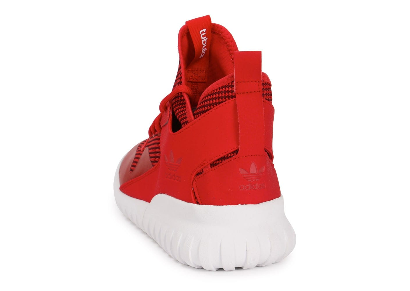 adidas rouge homme